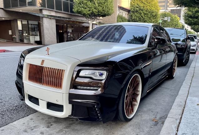 Rolls-Royce WALD Ghost Black Bison Edition