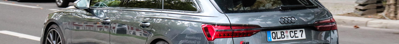 Audi S6 Avant TDI C8