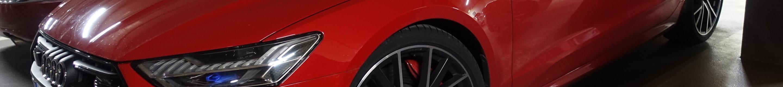 Audi S7 Sportback TDI C8