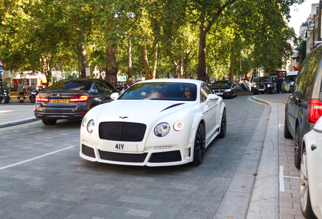 Bentley Continental GT V8 S Onyx Concept