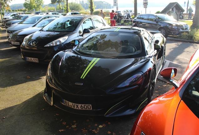 McLaren 600LT Spider Segestria Borealis