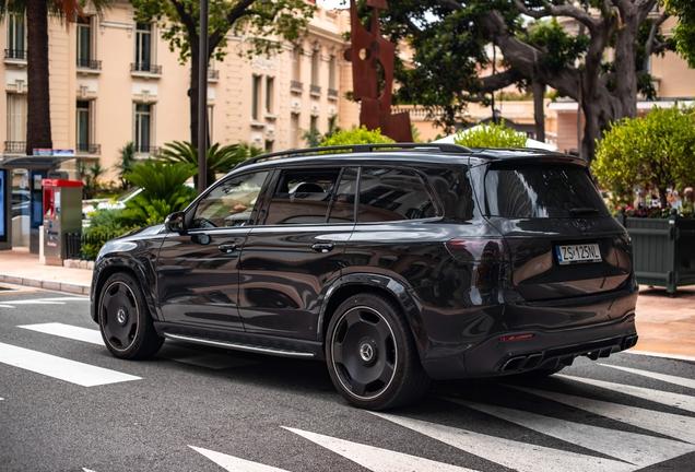 Mercedes-AMG GLS 63 X167
