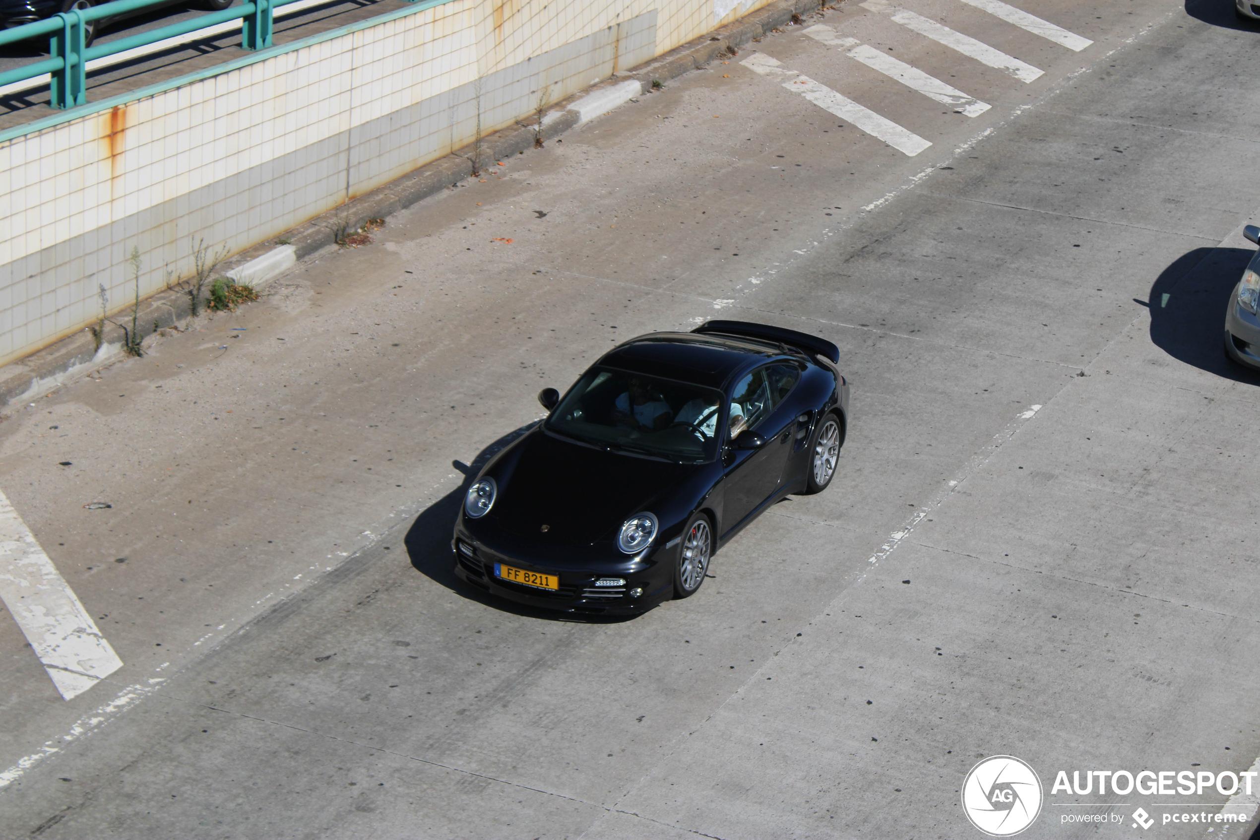 Porsche997 Turbo MkII