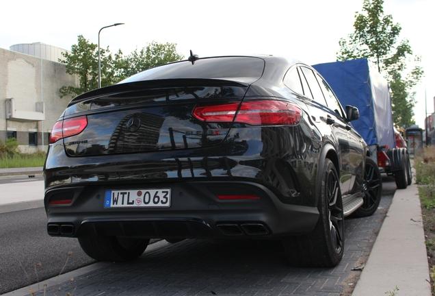 Mercedes-AMG GLE 63 S Coupé