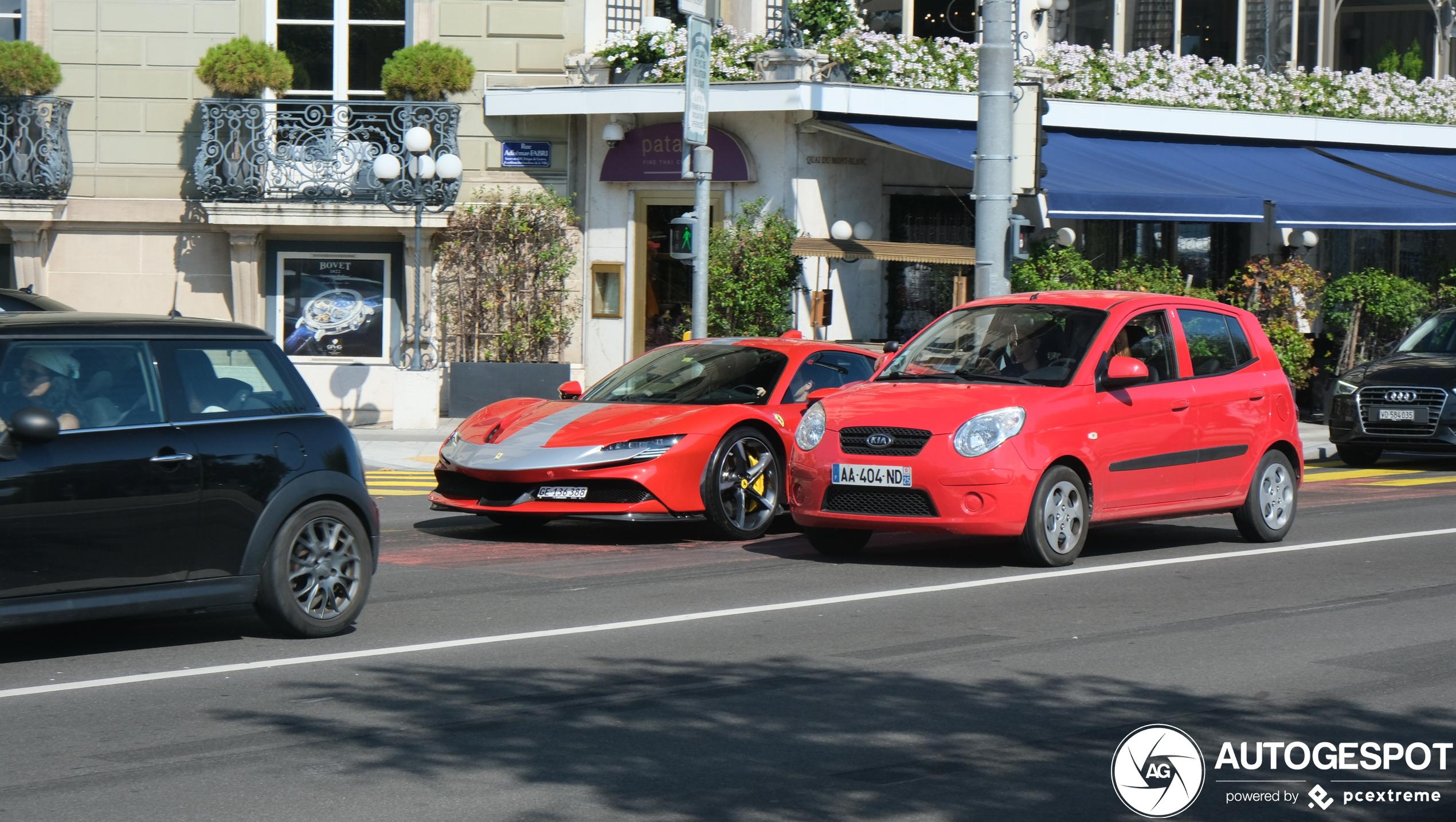 FerrariSF90 Asseto Fiorano