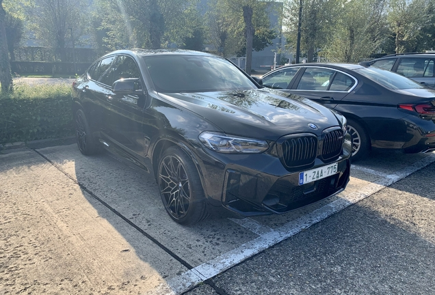 BMW X4 M F98 Competition 2021