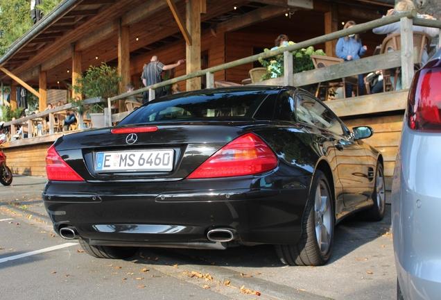 Mercedes-Benz SL 600 R230 2006