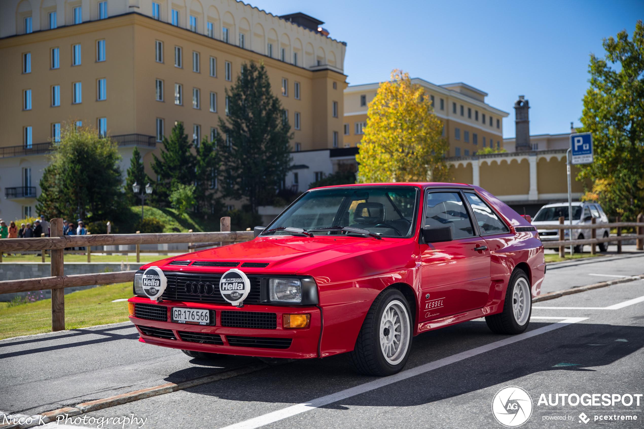 AudiSport Quattro
