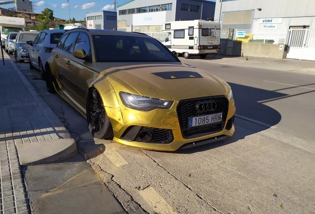 Audi RS6 Avant C7 Prior Design