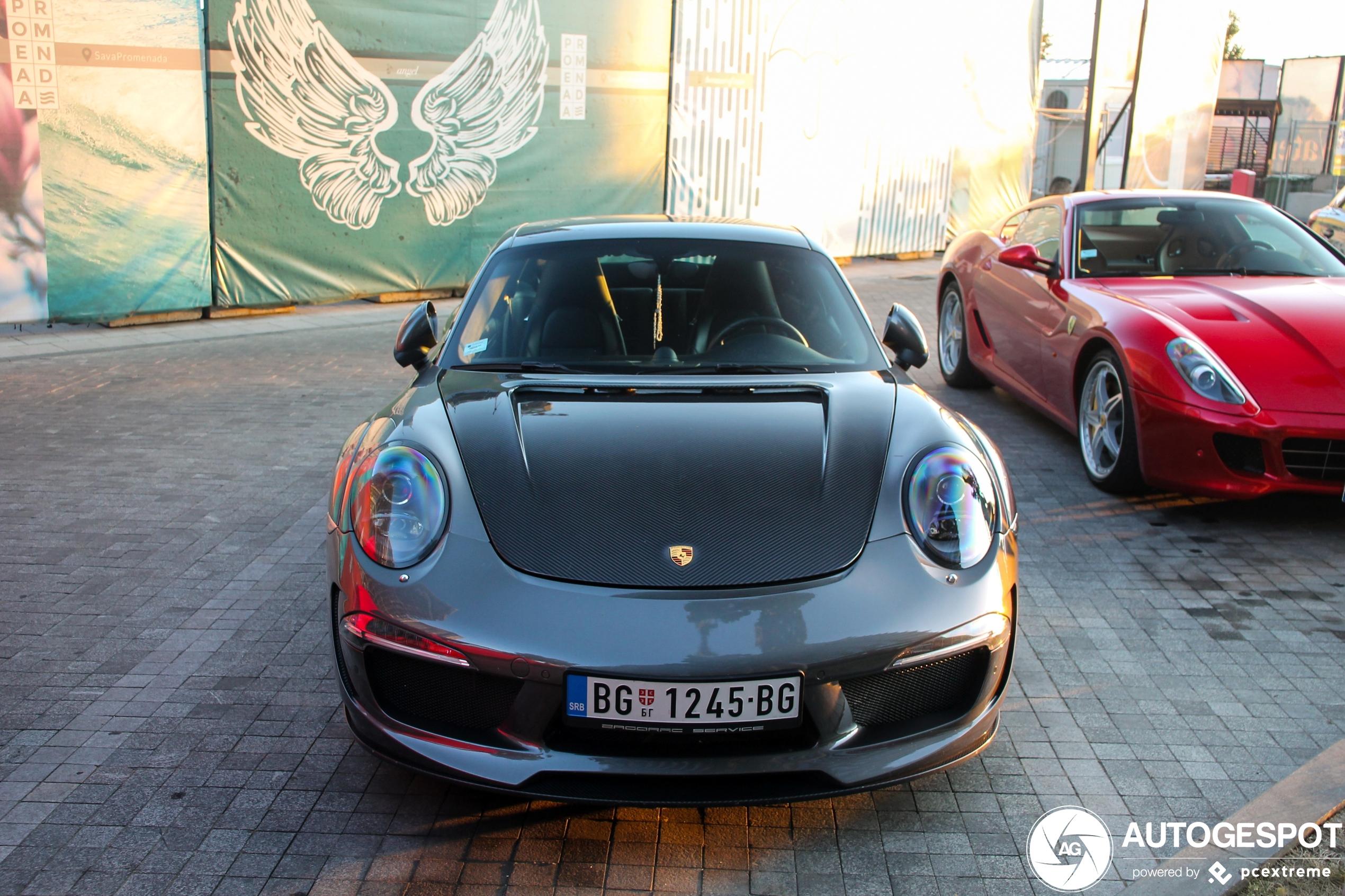 PorscheTopCar 991 Stinger