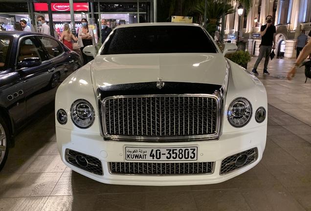 Bentley Mulsanne 2016
