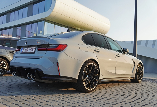 BMW M3 G80 Sedan