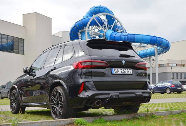 BMW X5 M F95 Competition