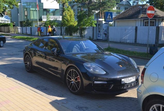Porsche 971 Panamera GTS MkII
