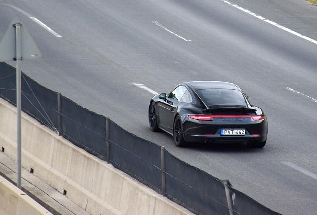 Porsche 991 Carrera 4 GTS MkI