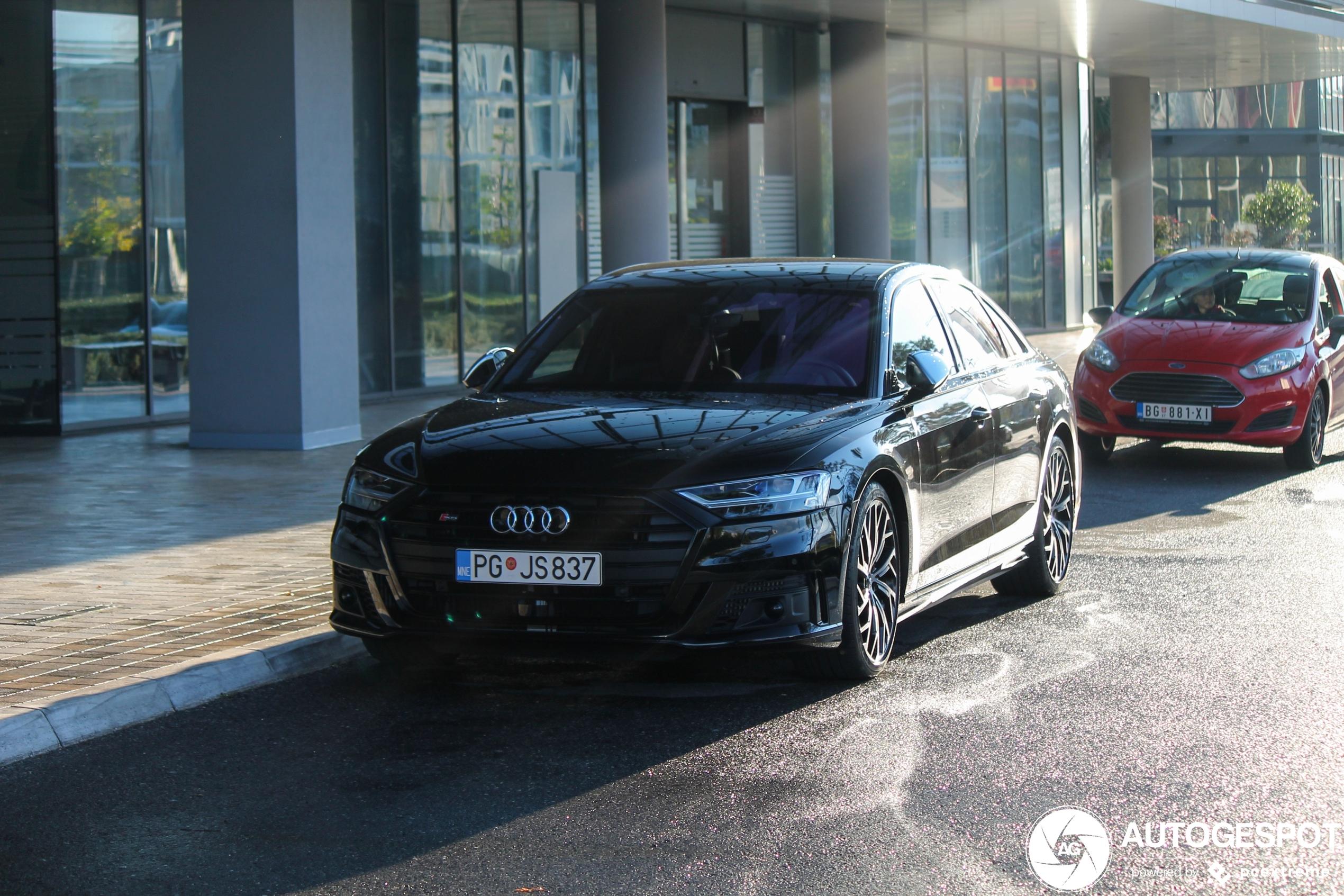 AudiS8 D5