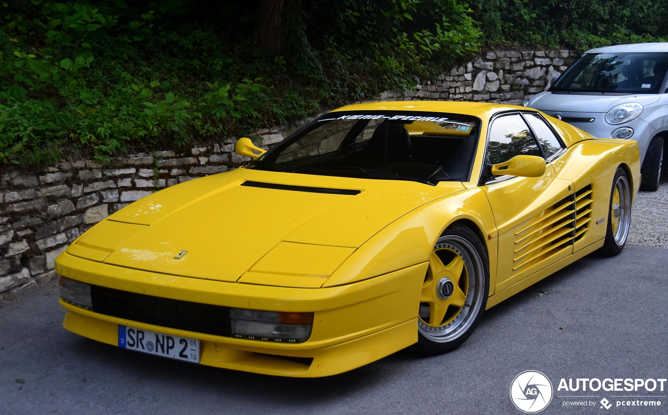 FerrariTestarossa Koenig Specials