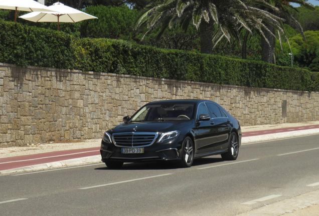 Mercedes-Benz S 65 AMG V222