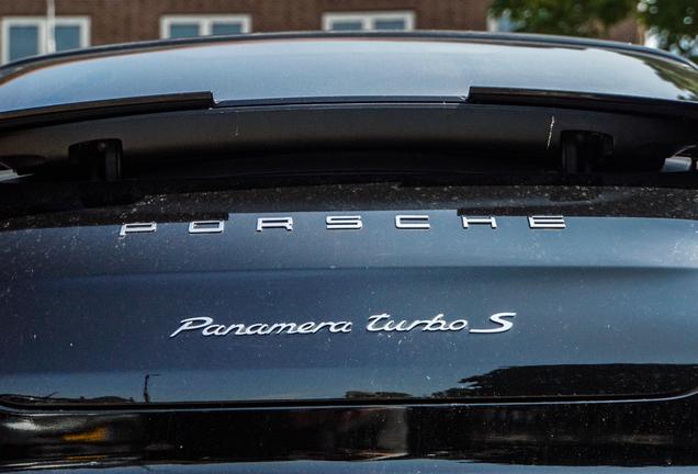 Porsche 970 Panamera Turbo S MkII