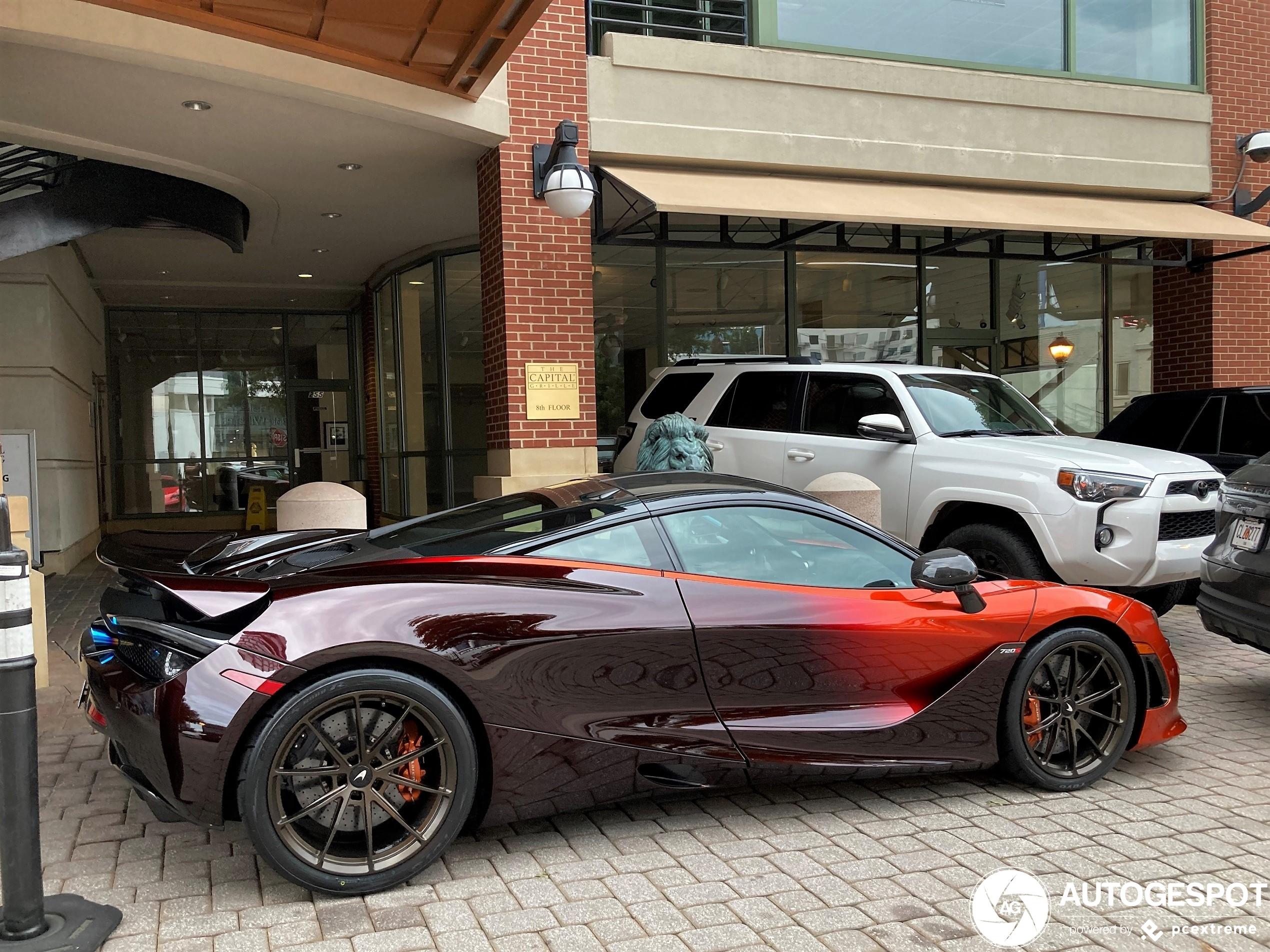 McLaren 720S laat zien wat MSO kan doen