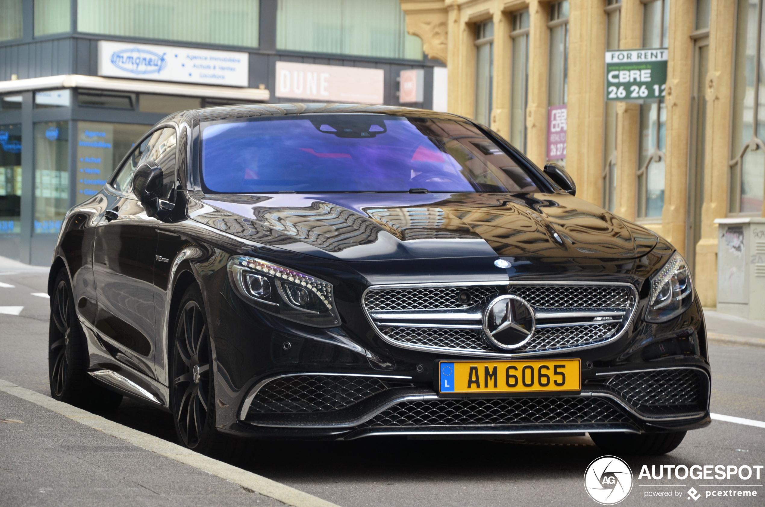 Mercedes-BenzS 65 Coupé C217