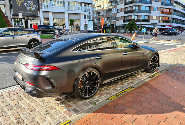 Mercedes-AMG Brabus GT B40S-700 X290