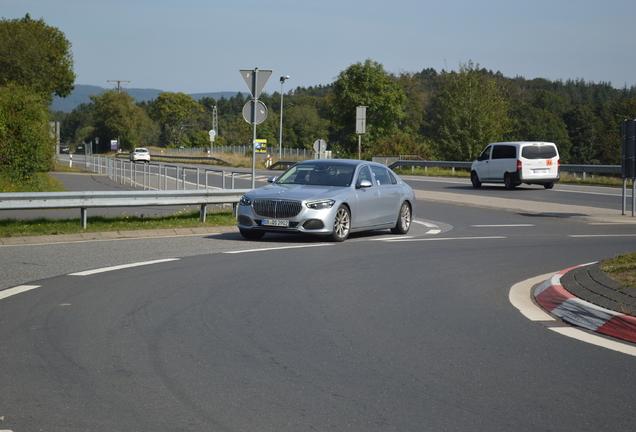 Mercedes-Maybach S 650 X223