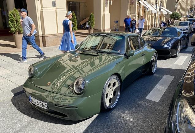 Porsche Strosek 911 Mega 30 Jahre Jubiläumsmodell