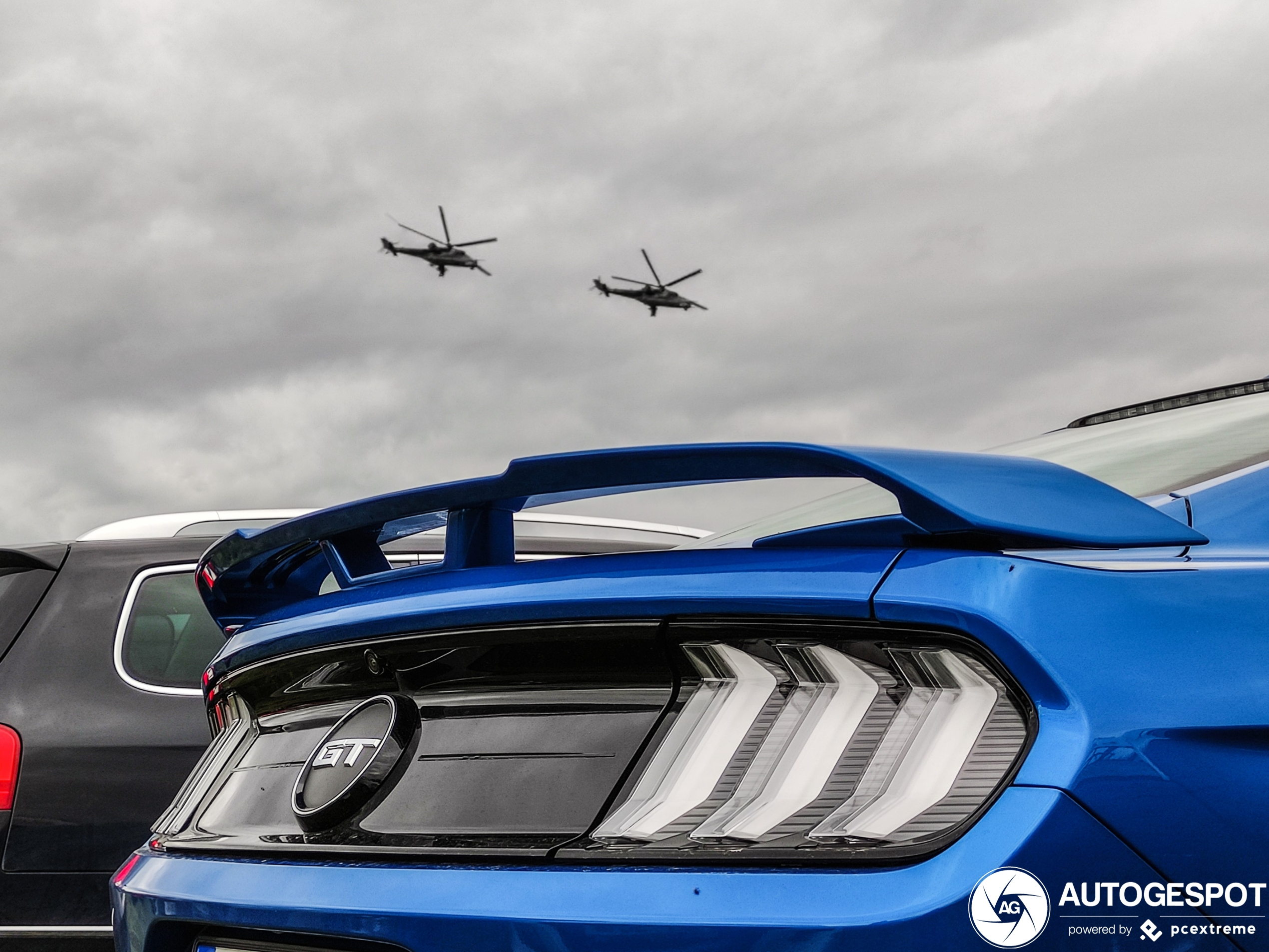 FordMustang GT 2018