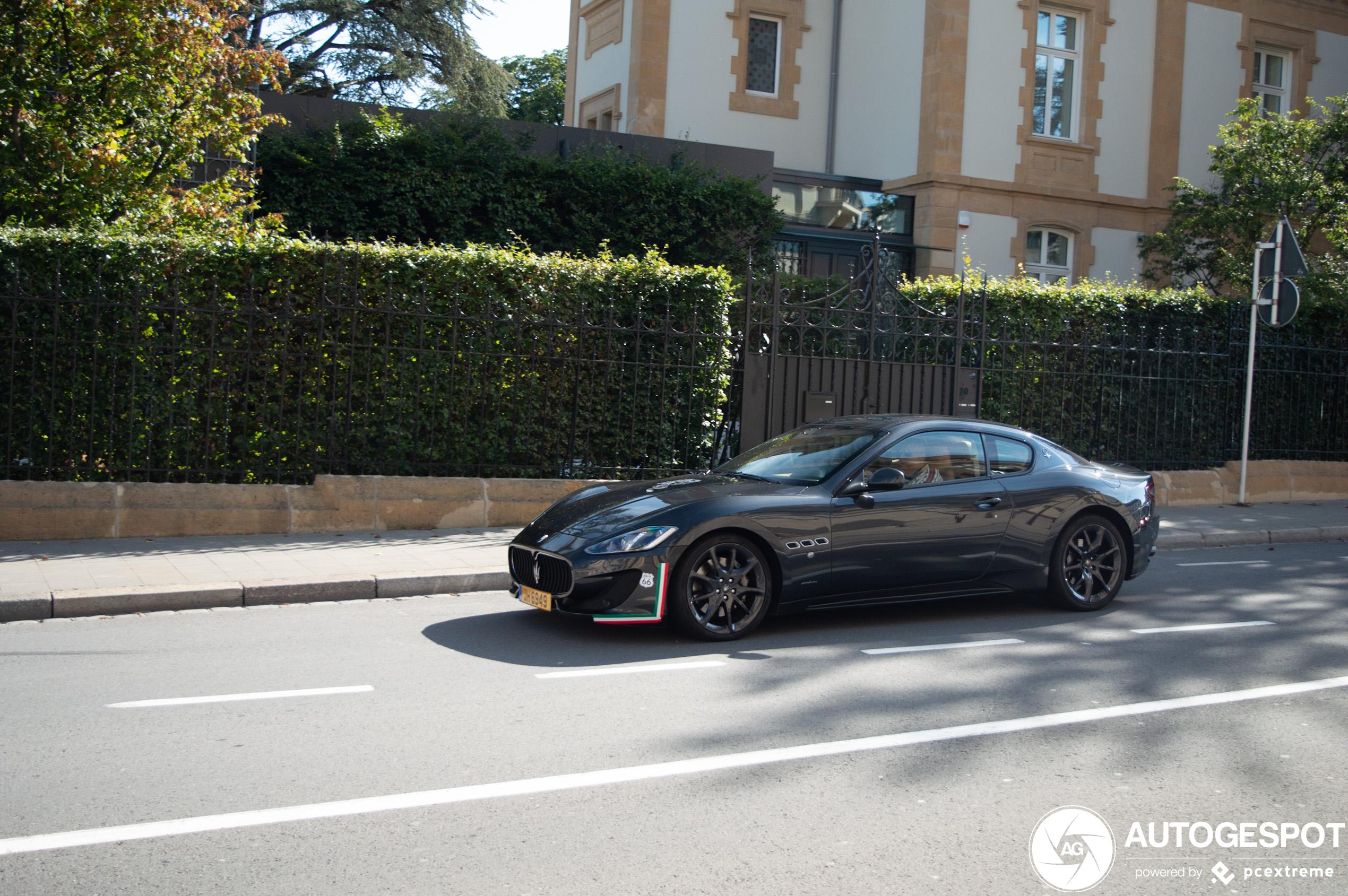 MaseratiGranTurismo S