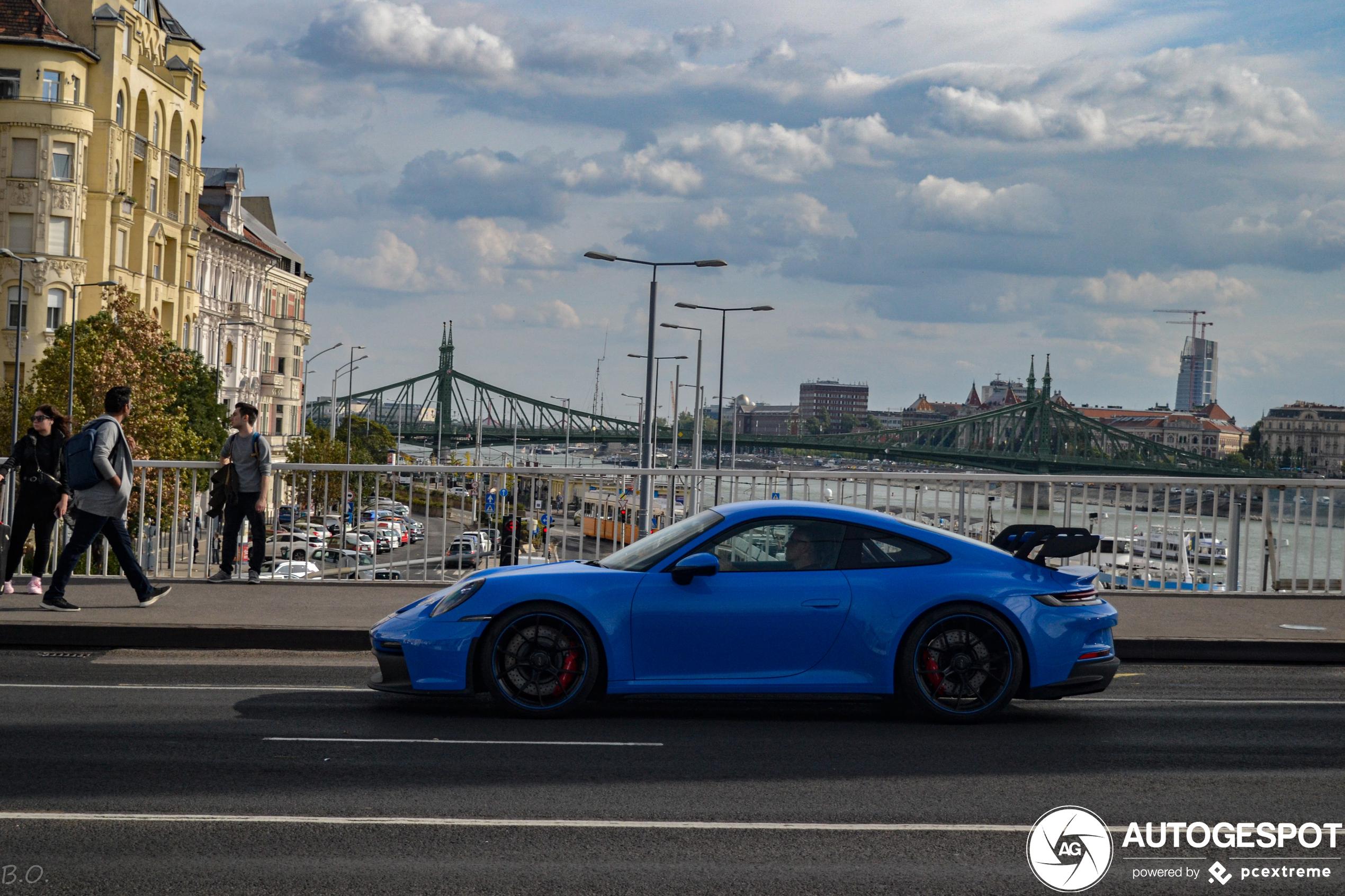Porsche992 GT3