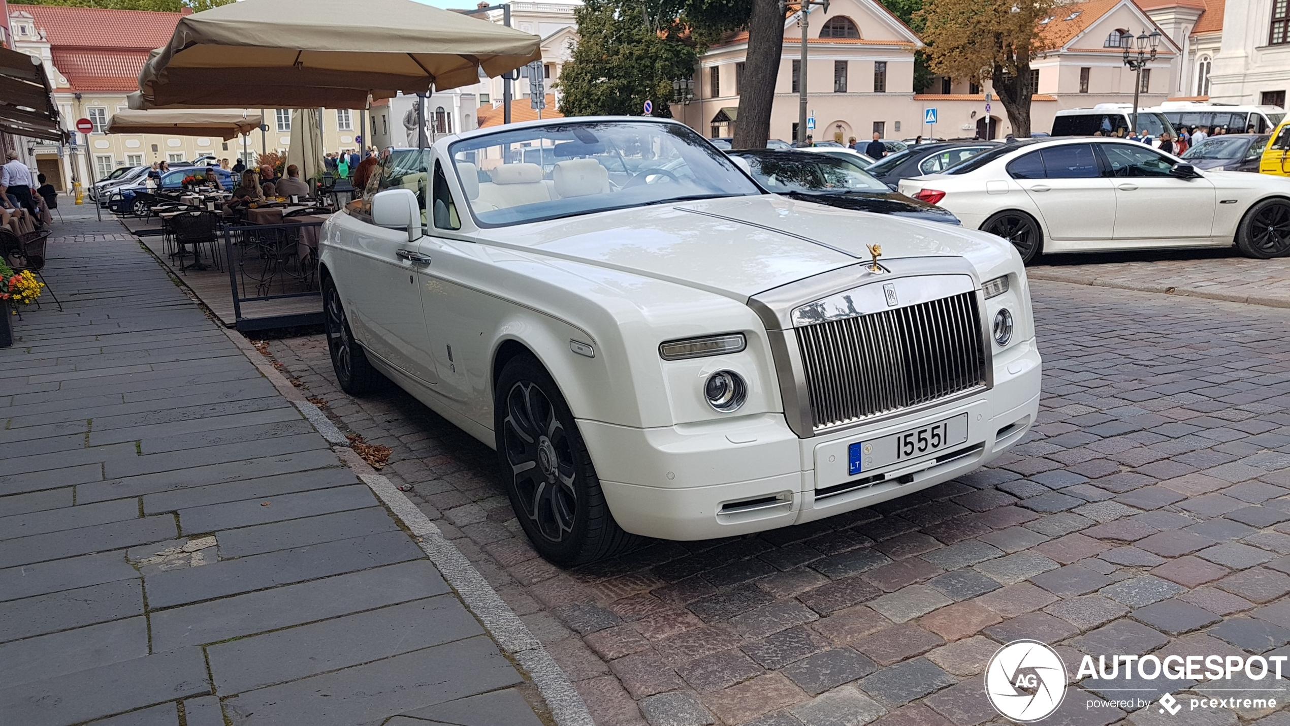Rolls-RoycePhantom Drophead Coupé
