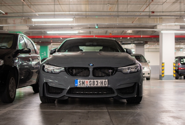 BMW M4 f82 coupe 2017