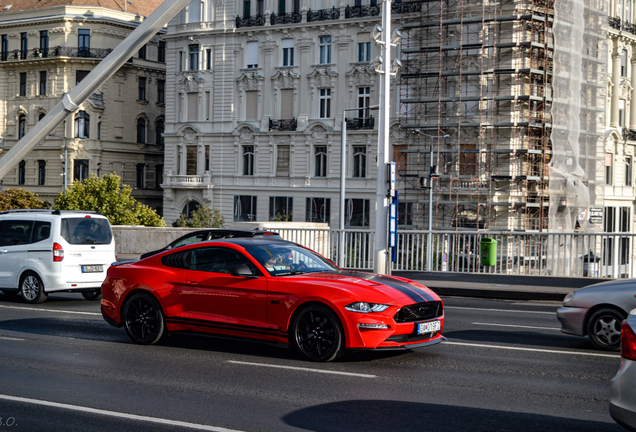 Ford Mustang GT 2018 DF Tuning
