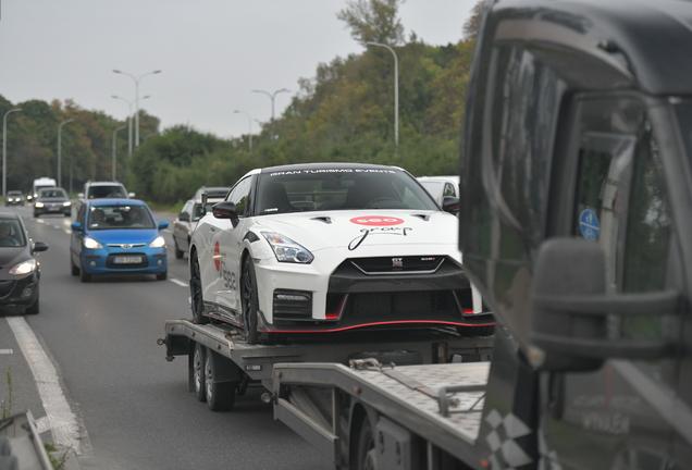 Nissan GT-R 2019 Nismo