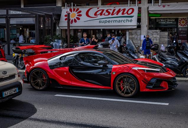 Frangivento Sorpasso GT3