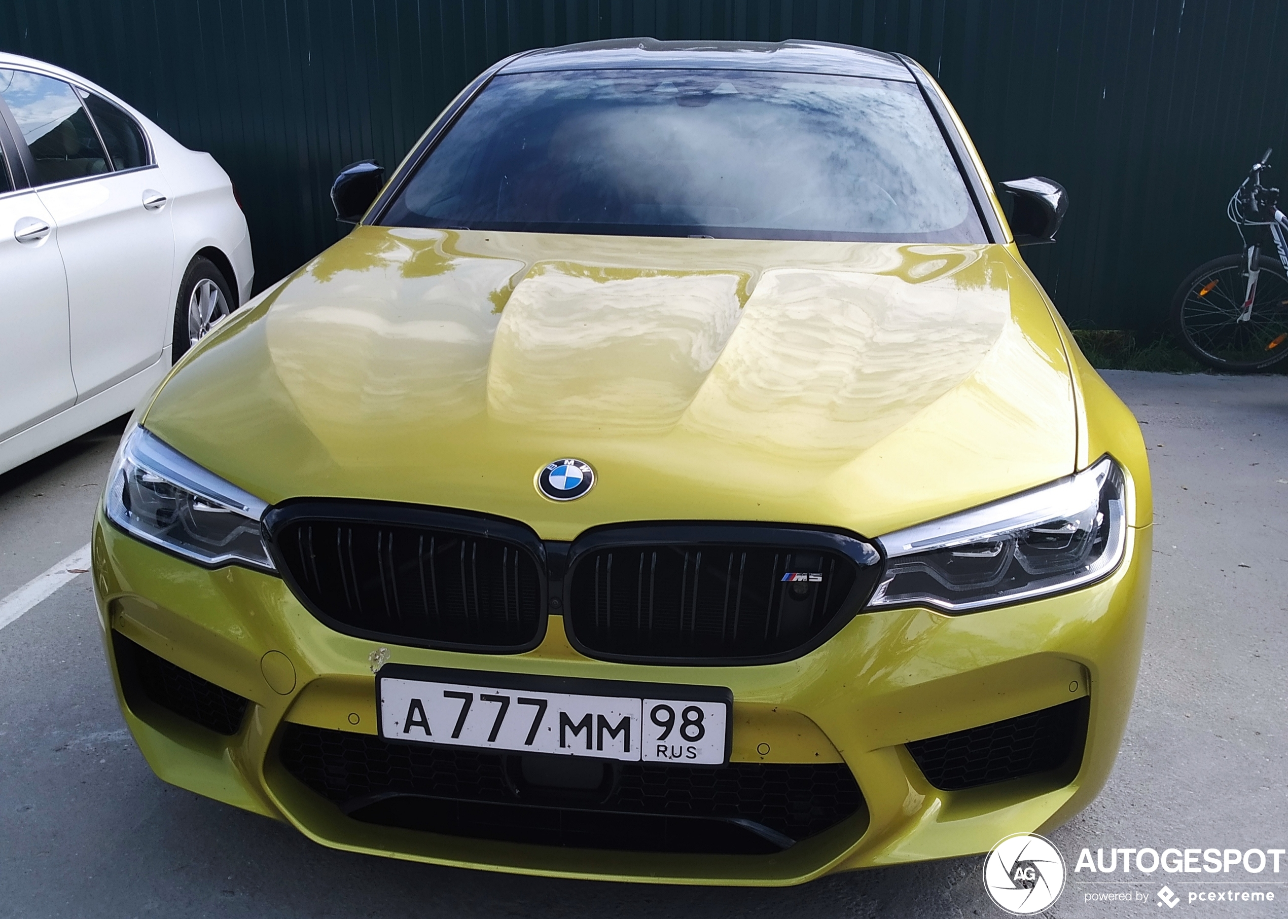 BMWM5 F90 Competition