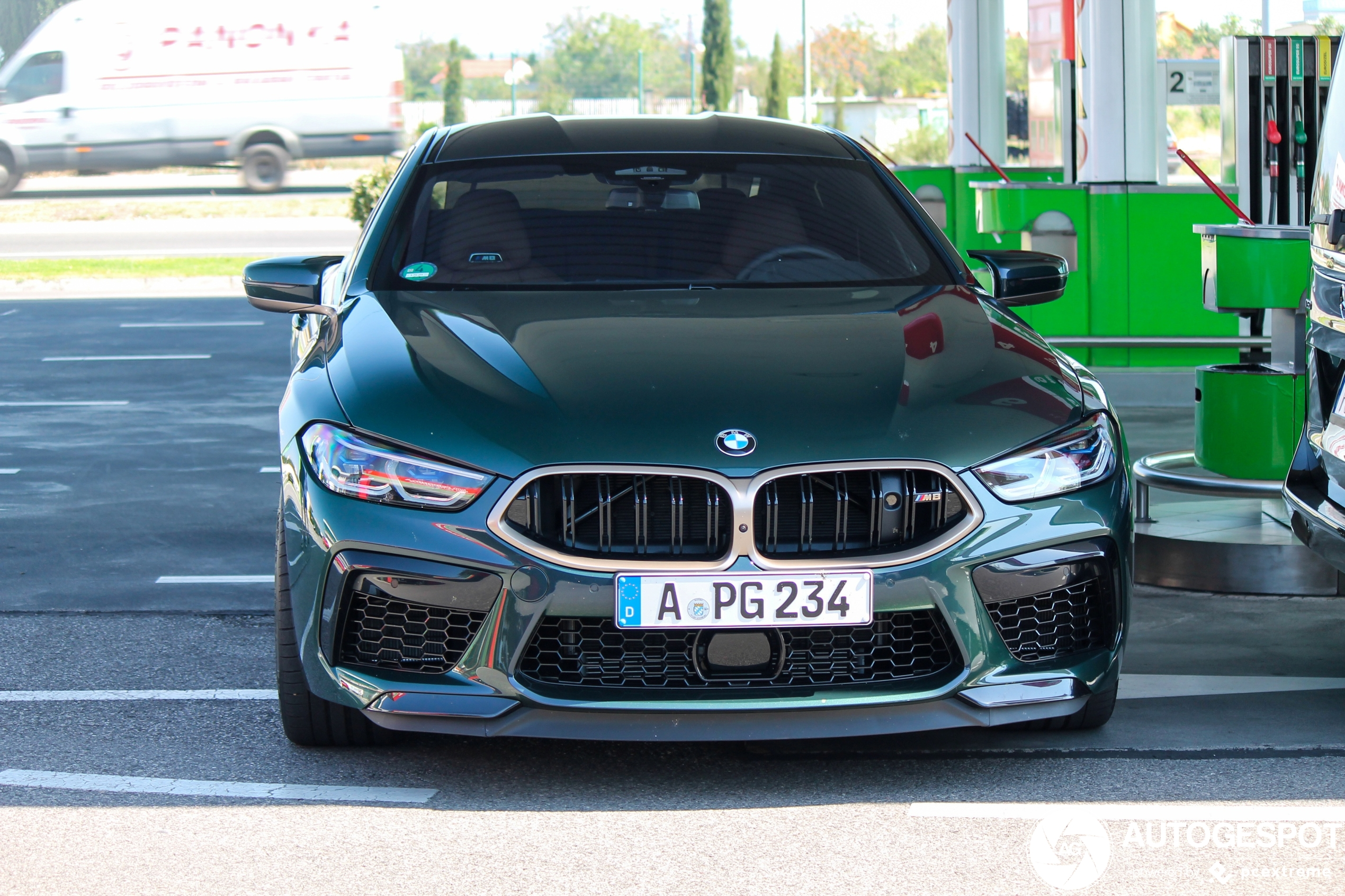 BMWM8 F93 Gran Coupé Competition First Edition