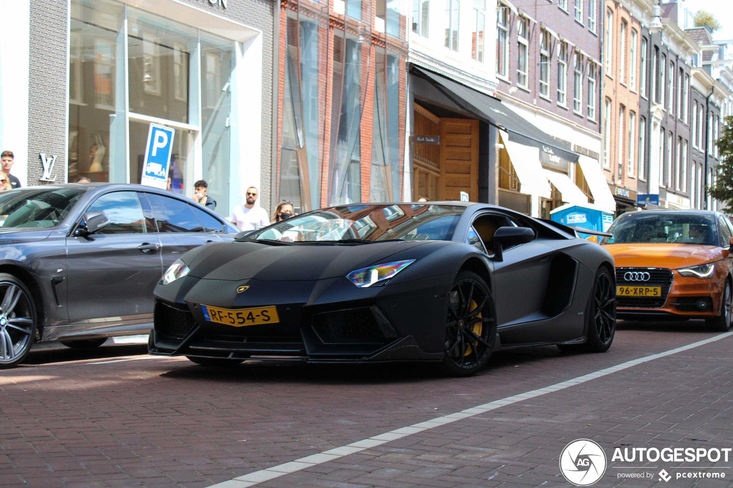 LamborghiniAventador LP700-4 Vorsteiner V