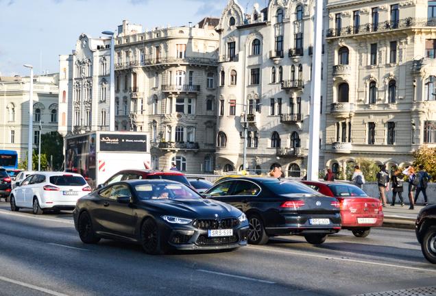 BMW G-Power M8 F92 Coupé Competition