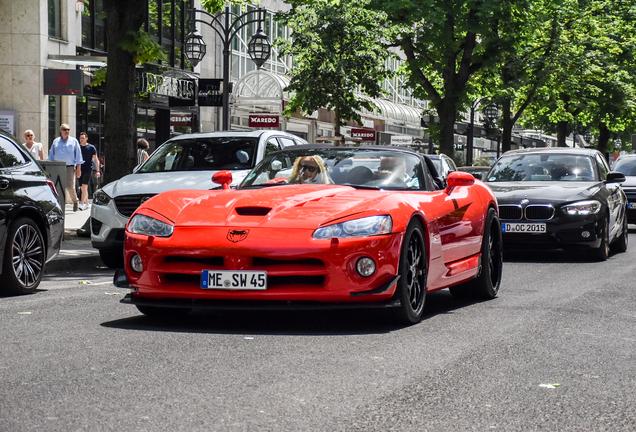 Dodge Viper SRT-10 Roadster 2008