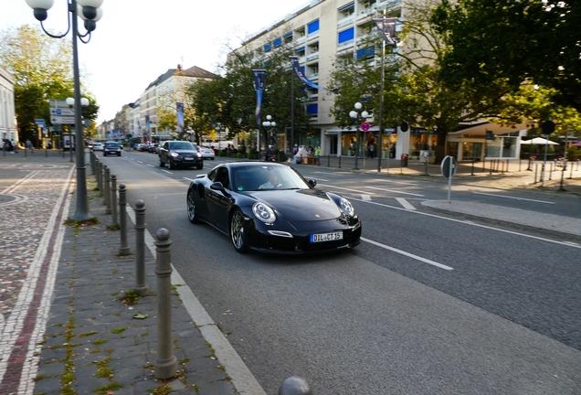 Porsche 991 Turbo S Edo Competition