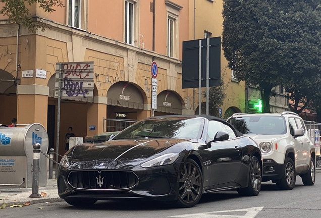 Maserati GranCabrio MC 2018