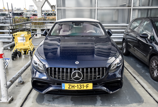 Mercedes-AMG S 63 Convertible A217