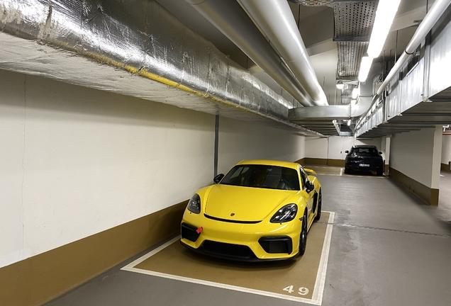 Porsche 718 Cayman GT4 by TM Motorsport