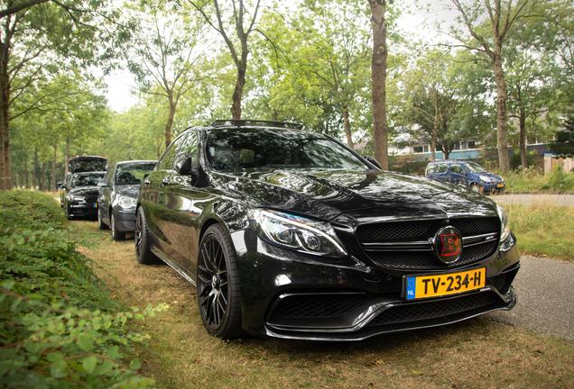 Mercedes-AMG Brabus C B40-600 W205