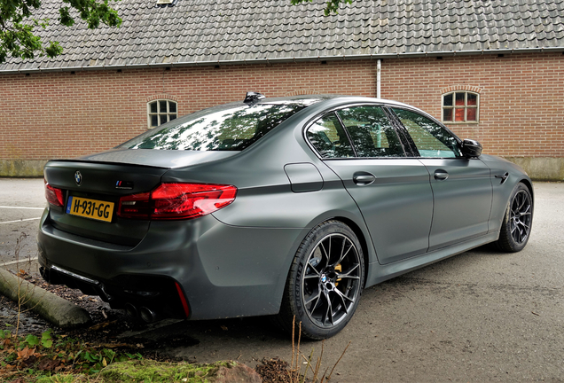 BMW M5 F90 Competition 35 Jahre Edition