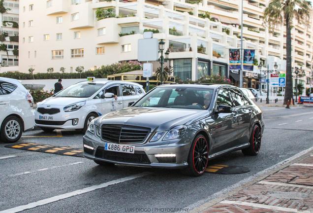Mercedes-Benz E 63 AMG W212