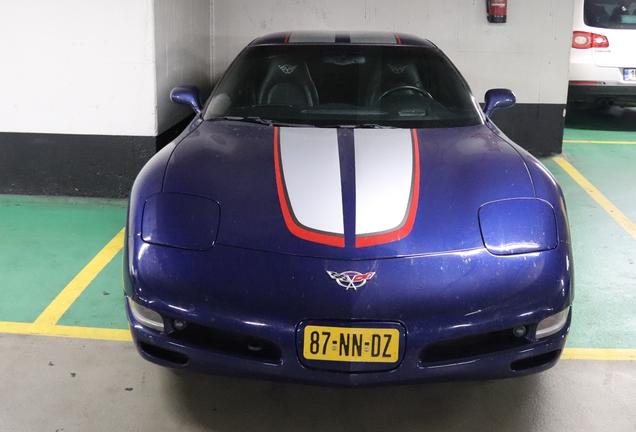 Chevrolet Corvette C5 Commemorative Edition