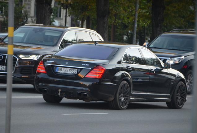 Mercedes-Benz Brabus S B63